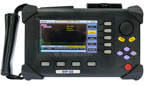 Dvp 322 Otdr Optical Time Domain Reflectometer