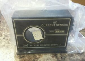 new American Aerospace Controls aac Ac Current Sensor 1006x 100