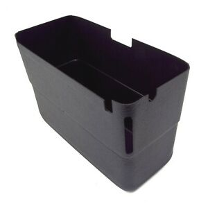 Omix ada 13316 05 Black Plastic Glove Box Insert For 49 50 Jeep Willys Jeepster