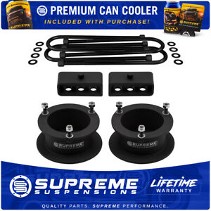 For 03 13 Dodge Ram 2500 3500 4wd 3 Front 2 Rear Full Lift Level Kit Supreme