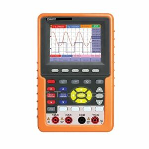 Owon Hds3102m n Handheld Digital Oscilloscope 100mhz Dual Channel