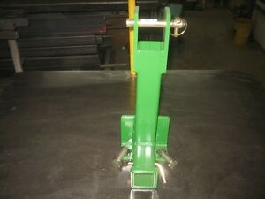 3 Point Heavy Duty Draw Bar Trailer Hitch For John Deere With All Pins Bolts
