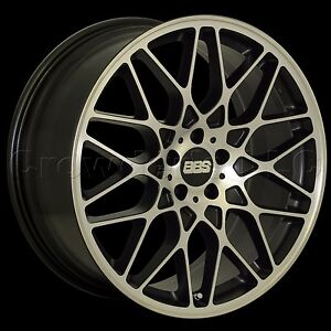 Bbs 19 X 9 Rxr Car Wheel Rim 5 X 120 Part Rx303bpk