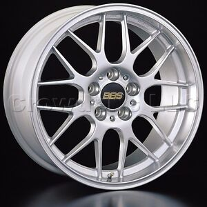 Bbs 19 X 10 Rgr Car Wheel Rim 5 X 120 Part Rg779dsk