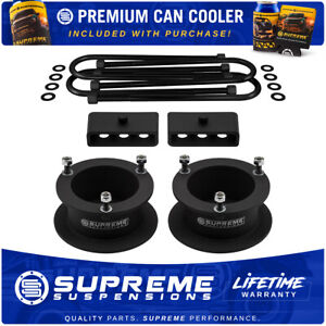3 Inch Front Rear Full Lift Leveling Kit 03 13 Dodge Ram 2500 4wd 4x4