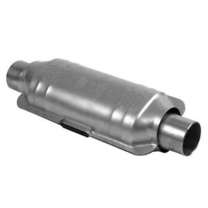 Eastern Catalytic 83175 Universal 12 Oval Catalytic Converter For Mustang f 150