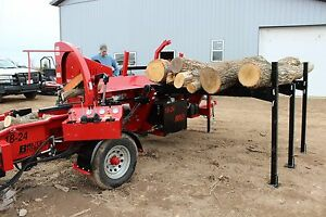 Brute Force 18 24 Hd Firewood Processor With Side Swivel Conveyor