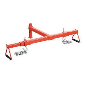 Sealey Car Vehicle Heavy Duty Engine Support Beam With Lifting Chain 600kg Es600