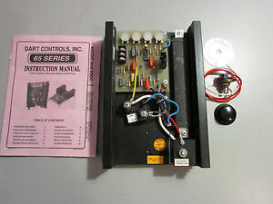Dart Controls 65cdc45 12 Dc Input Variable Speed Control 65 Series