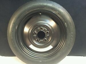 1994 Jeep Cherokee Sport Oem Spare Tire Donut Emergency Spare Wheel