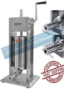 Churro Maker Machine Deluxe Stainless Steel 10lb Capacity Ucm dl5