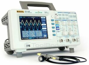 Rigol Ds1102e Digital Oscilloscope 2 Channel 100mhz