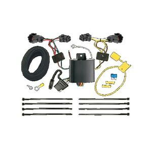 T one 4 way T connector Trailer Hitch Wiring For Kia Sorento