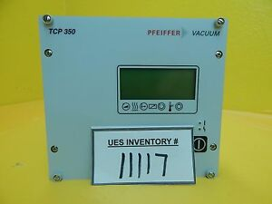 Tcp 350 Pfeiffer Vacuum Pm C01 740 Turbomolecular Pump Controller New