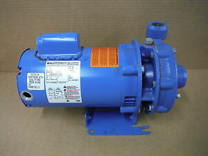 Goulds Water Technology Centrifugal Pump 1bf10712 3642 75hp