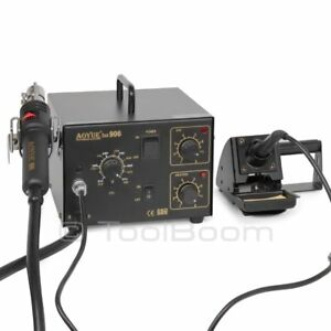 Aoyue 906 Hot Air Smd Rework Station 220v