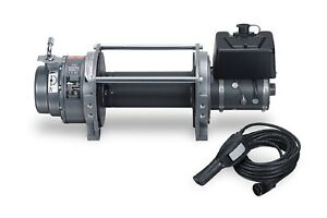 Warn 30289 Series 12 Dc Industrial Winch 12000lb 12v Pull For Chevy Ford Gmc