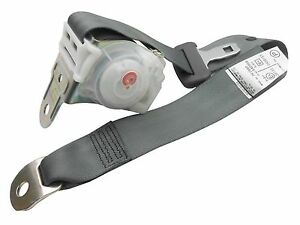 Oem 2010 2015 Toyota Prius Rear Seat Belt With Retractor Gray Left