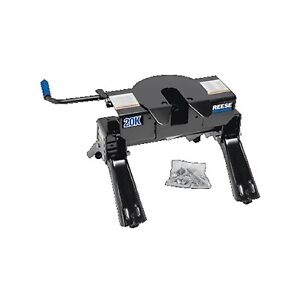 Pro Series 30119 Black Powder Coated 20k Fifth Wheel Hitch