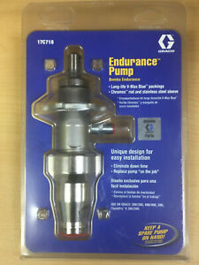 Endurance Pump Lower 17c718 Graco