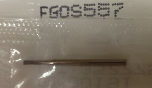 Fgos 557 Surgical Shank high Quality Carbide Burs 4x10 pk Made In Canada