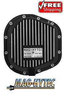 Mag Hytec Rear Differential Cover 86 16 Ford F250 F350 Truck 12 10 25