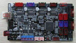 3d Printer Controller Board Mks Mini Combination Of Reprap Ramps1 4 Mega2560