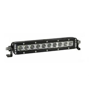 Anzo 881047 Universal 10 High Intensity Off Road Single Row Led Sp