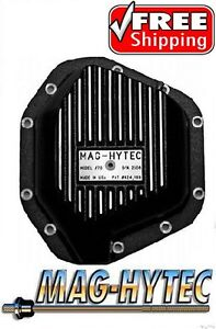Mag Hytec Rear Differential Cover 89 02 Dodge Ram Pickup Truck W Dana 70 Axle