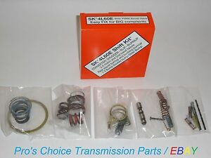 Transgo Shift Kit Fits 4l60e 65e 70e 75e Transmissions Fixes Slip Code P1870