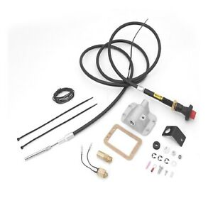 Alloy Usa 450900 Differential Cable Lock Kit Fits Jeep With Dana 30 Front Axle