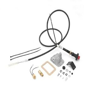 Alloy Usa 450400 Differential Cable Lock Kit For Dodge Fits Dana 44 60 Front