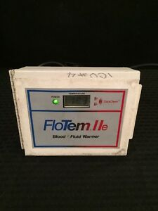 Datachem Flotem Iie Blood fluid Warmer Type 1 See Description For Condition