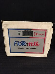 Datachem Flotem Iie Blood fluid Warmer Type 2 See Description For Condition