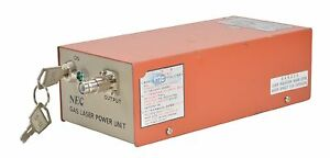 Nec Corporation Gls5323b Laser Gas Power Supply