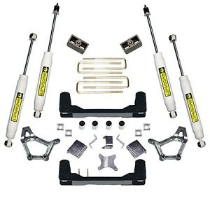 Sup K306 Superlift 1989 1995 Toyota Pickup 4 5 Quot Lift Kit W Shocks