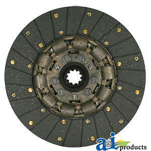 John Deere Parts Clutch Disc rockford At104328 455e s n 720892