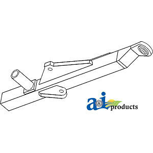 Compatible With John Deere Pull Arm Lh Al26678 940 301a 2855 2850 2755 2750 2650
