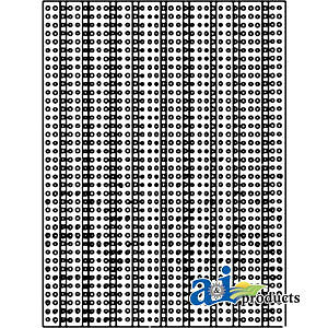 John Deere Parts Side Screen B3039r 50 520 530