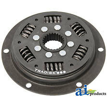 Compatible With John Deere Torsional Damper Al32964 830 3 Cyl european W Ind
