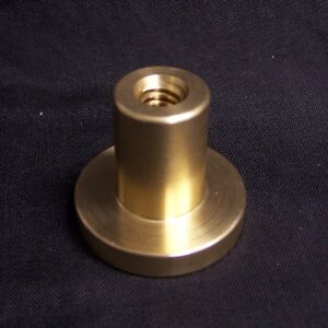 1 1 2 5 Pitch Right Hand Flange Type Acme Bronze Nut