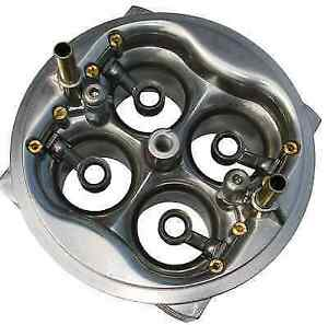 Proform 67100c 650 800 Cfm Aluminum Carburetor Main Body For Use On Holley Only