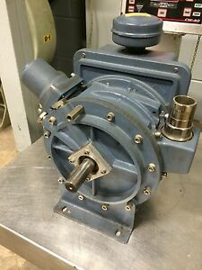 Welch 1397 Duoseal Rotary Vane Dual Stage Mechanical Vacuum Pump