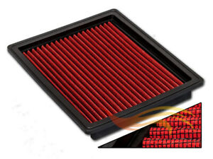 Rtunes Oem Replacement High Performance Flow Drop In Panel Dry Air Filter 1542