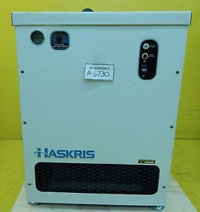 Haskris Company Ww1 Water To Water Recirculating Chiller Used Tested As is