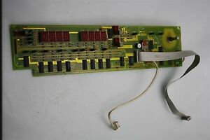 Hp 603x Ps Front Panel Board 06031 60020 Display 5082 7650 Led Red 7 Segment