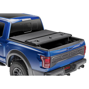 Extang 83950 Solid Fold 2 0 Fold Up Tonneau Cover For Toyota Tundra 77 Bed