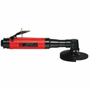 Chicago Pneumatic Cp3109 13a4es 13 000 Rpm 0 8 Hp 4 inch Angle Grinder
