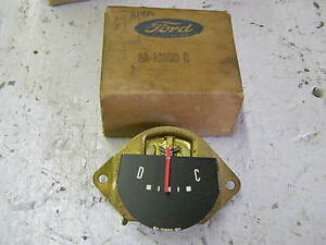 Nos 1949 1950 Ford Dash Amp Gauge Indicator