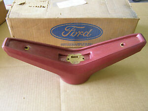 Nos 1970 1973 Ford 2 Spoke Steering Wheel Horn Pad Mustang Torino Galaxie 500